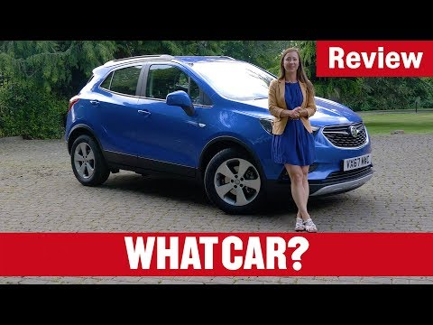 2018 Vauxhall Mokka X review – a better all-rounder than its SUV rivals? | What Car?