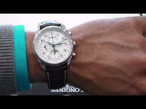 создания часы longines master collection видео выбрать