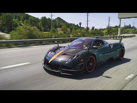 Is the Pagani Huayra BC worth the extra 1 million?!