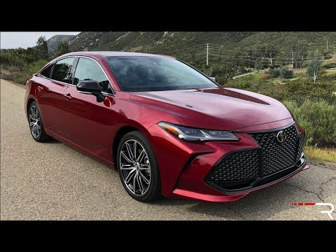 2019 Toyota Avalon Touring – Not Your Grandpa