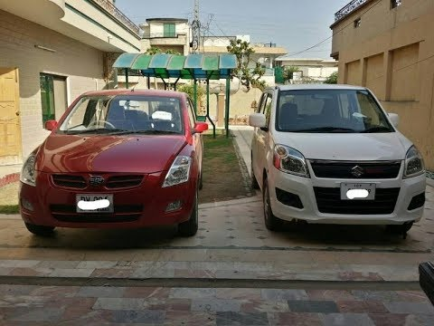 Faw V2 vs Wagon R which one is better