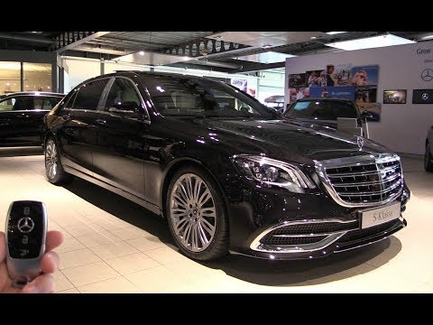 INSIDE the NEW Mercedes-Maybach S560 Long S Class 2018 | In Depth Review Interior Exterior