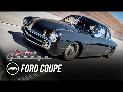1951 Ford Coupe - Jay Leno