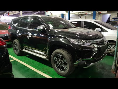 In Depth Tour Mitsubishi Pajero Sport Dakar 4x2 Rockford Fosgate Limited Edition - Indonesia