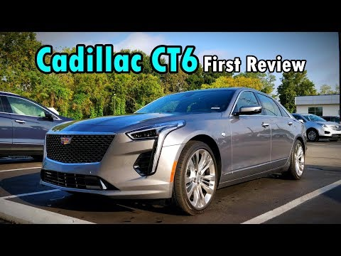 2019 Cadillac CT6 Platinum: FIRST REVIEW | Caddy