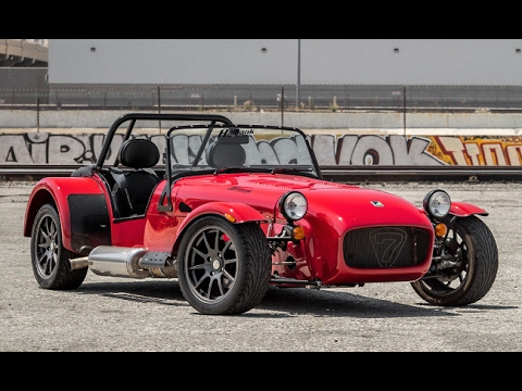 Caterham Seven 360 - One Take
