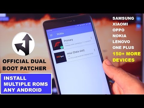 Red Wolf TWRP Recovery - Flash Custom Recovery Without