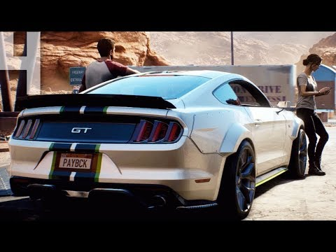 DIKKE FORD MUSTANG GT!(Need For Speed Payback #4)