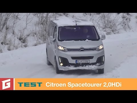 Citroen Spacetourer - TEST - GARAZ.TV - Rasťo Chvála