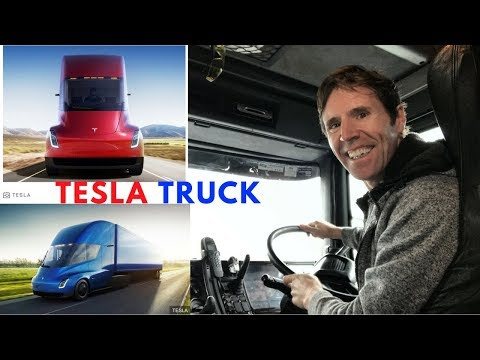 Will the New Tesla Truck Be A Game Changer? - Stavros969