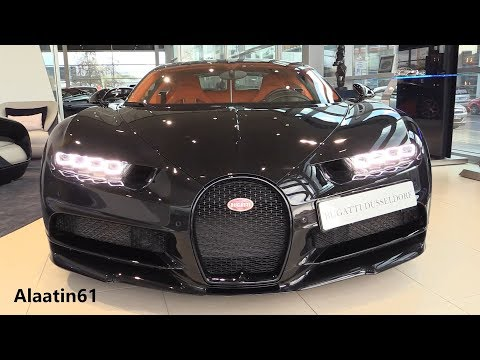INSIDE the NEW Bugatti Chiron 2018 | DETAILS In Depth Review Interior Exterior