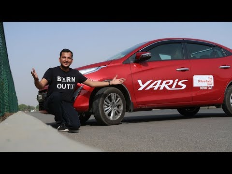 "Toyota Yaris : ""City"" बजेगी?"