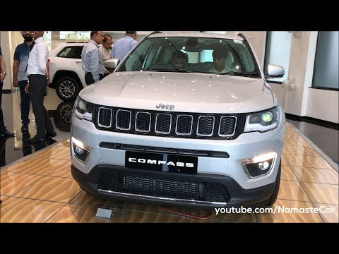 Jeep Compass 2017 | Real-life review