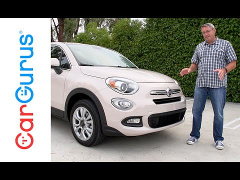 2016 Fiat 500X | CarGurus Test Drive Review