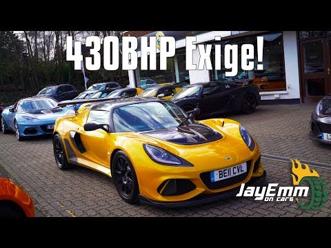 The Lotus Exige Cup 430 Is a Car Like No Other