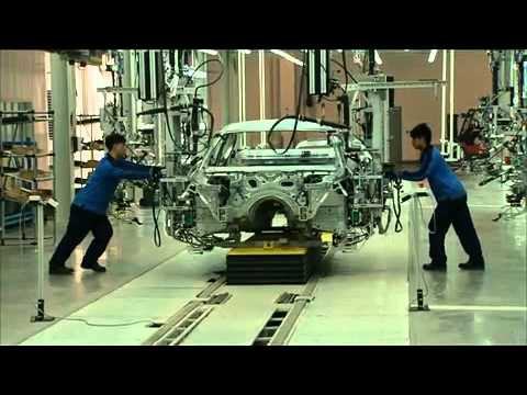 Planta BMW Brilliance en  Shenyang China