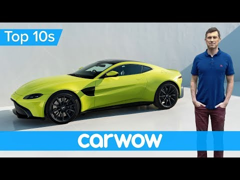 All-new Aston Martin Vantage – the most beautiful sports car ever? | Top10s