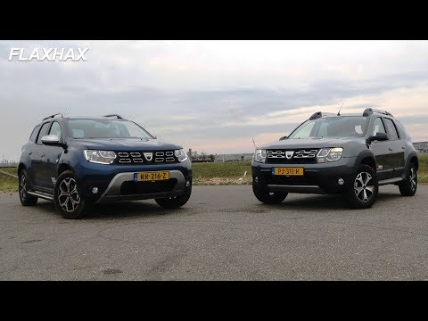 Old vs New: 2018 Dacia Duster Prestige Full Review- Did it really improve?