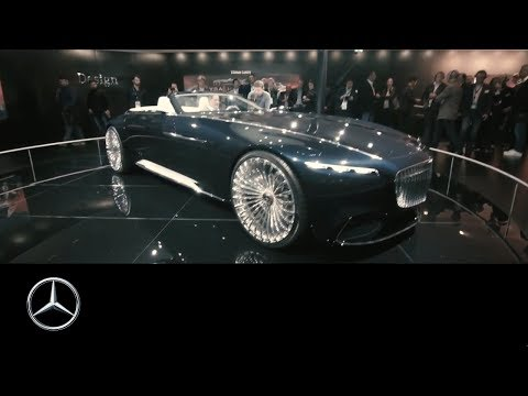 Mercedes-Benz Cars in the Fast Lane | IAA 2017
