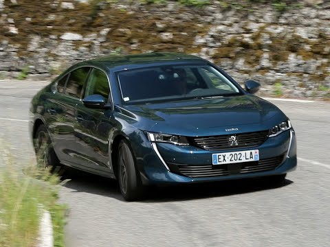 Essai Peugeot 508 BlueHDI 130 EAT8 Allure (2018)