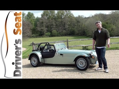 Caterham Seven 160 2017 Review | Driver