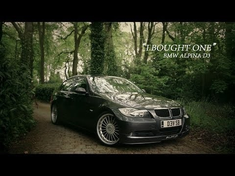 BMW Alpina D3 - I Bought One - Dev Singh Bhamra