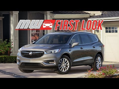 2018 Buick Enclave   First Drive