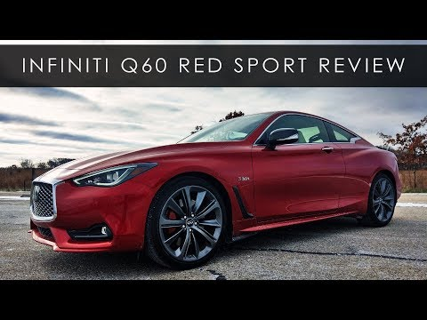 Review | 2018 Infiniti Q60 Red Sport | Casual Performance