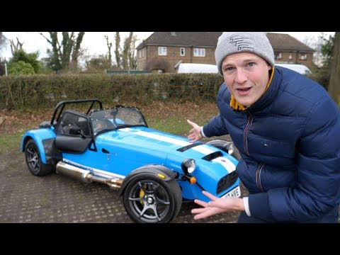 Borrowing A Caterham 620S: The Scariest Car I
