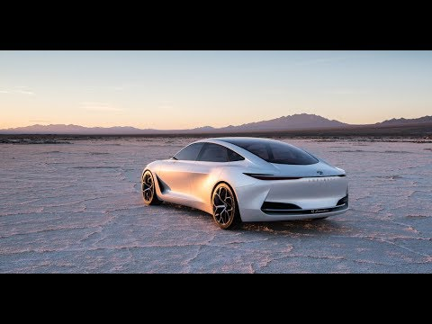 INFINITI Q Inspiration Concept: power beyond convention