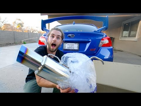 THE BEST EXHAUST! Subaru WRX STi Invidia N1