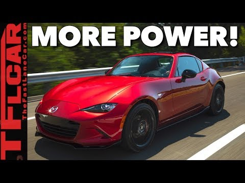 At Last, More Power! Is the 2019 Mazda MX-5 Miata the Best One Yet?