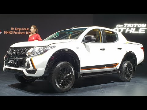 In Depth Tour Mitsubishi Triton Athlete A/T (2018) - Indonesia