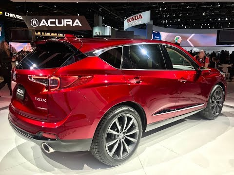 2019 Acura RDX 1st Look (All The Cool Tech)