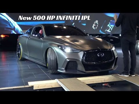 5 REASONS why INFINITI will build this....