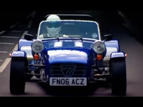 DIY Caterham vs The Stig - Top Gear - BBC