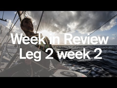 Week in review – Leg 2, week 2 | Volvo Ocean Race