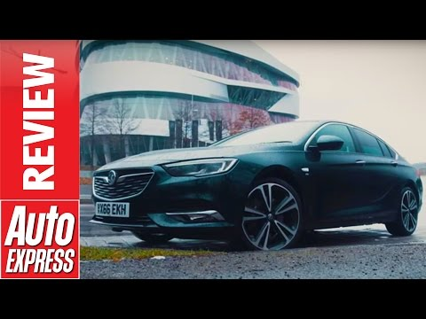 Vauxhall Insignia Grand Sport review - can it beat BMW, Audi and Mercedes?