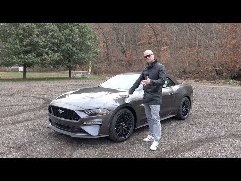 """5 reasons why the 2018 Ford Mustang is BETTER than the """"old"""" one"""