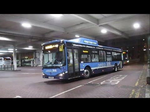 **First Day of BYD Electric Vehicles on Nottingham Centrelink**