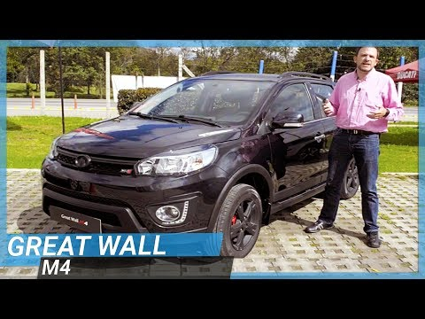 GREAT WALL M4 ► Un Chino Practico y BIEN EMSAMBLADO