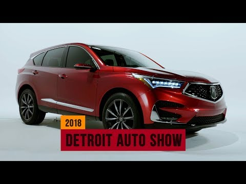 2019 Acura RDX hits Detroit with a hot new look and make-or-break tech