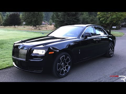 2017 Rolls Royce Ghost Black Badge – Redline: Review