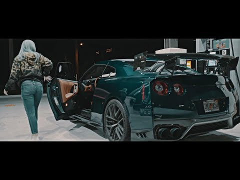 MIDNIGHT GROWLERS - 2017 Nissan GT-R // GT-R R35 ft. ARMYTRIX Exhaust & Nur Performance