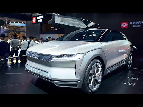 BYD battery-electric vehicle opens to the global market