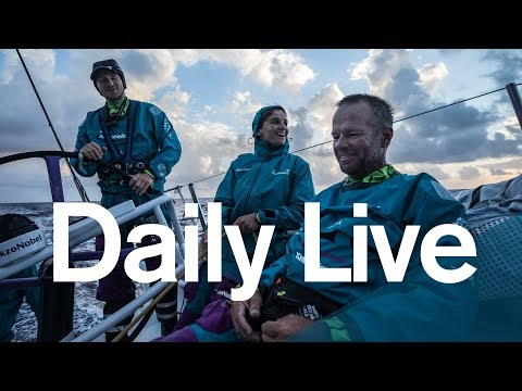1300 UTC Daily Live – Wednesday 15 November | Volvo Ocean Race