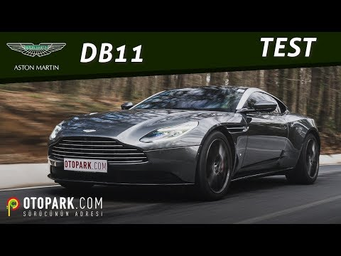 Aston Martin DB11 | TEST