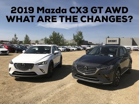 2019 Mazda CX-3 | What are the changes?