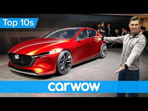 New Mazda 3 2019 - this KAI Concept shows what to expect | Top 10s
