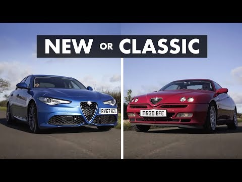 Alfa Romeo: New Vs Classic - Carfection